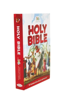 ICB, Children's Holy Bible, Multicolor, Hardcover : Big Red Cover, Hardback Book