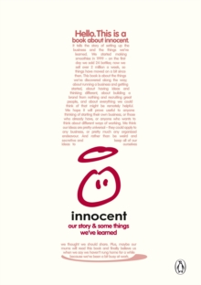 A Book About Innocent : Our story and some things we've learned, Paperback / softback Book