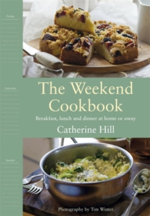 The Weekend Cookbook, Hardback Book