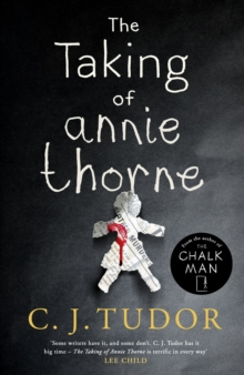 The Taking of Annie Thorne : 'Britain's female Stephen King'  Daily Mail, Hardback Book