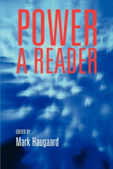Power: a Reader : None, Paperback Book