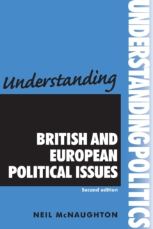 Understanding British and European Political Issues, Paperback Book