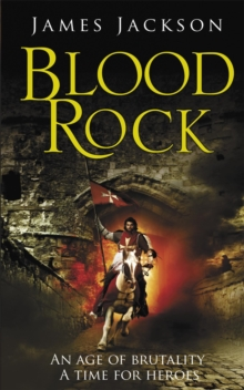 Blood Rock, Paperback Book