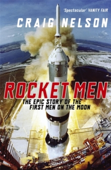 Rocket Men, Paperback Book