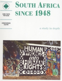 South Africa 1948-1995: a depth study, Paperback Book