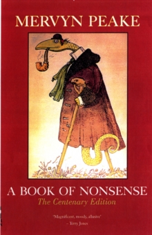 Book of Nonsense, Paperback Book