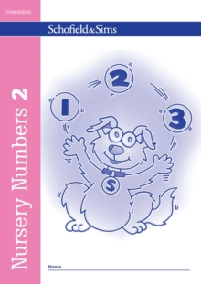 Nursery Numbers Book 2, Paperback Book
