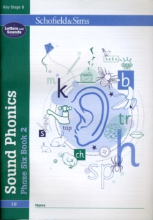 Sound Phonics Phase Six Book 2: KS1, Ages 5-7, Paperback Book
