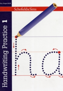 Handwriting Practice Book 1: KS1, Ages 5-7