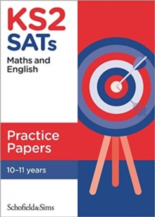 KS2 SATs Maths and English Practice Papers, Paperback / softback Book