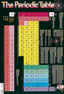 Periodic Table, Poster Book