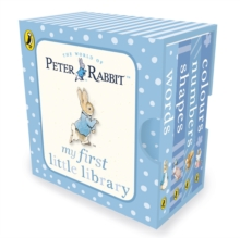 Peter Rabbit My First Little Library, Board book Book