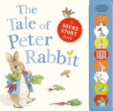 The Tale of Peter Rabbit A sound story book, Board book Book