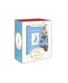 Peter Rabbit Book and Toy, Mixed media product Book