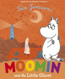 Moomin and the Little Ghost, Paperback Book