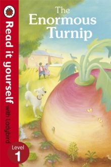 The Enormous Turnip: Read it Yourself with Ladybird : Level 1, Paperback Book
