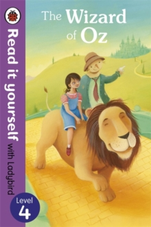 The Wizard of Oz - Read it yourself with Ladybird : Level 4, Paperback Book