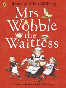 Mrs Wobble the Waitress, Paperback Book