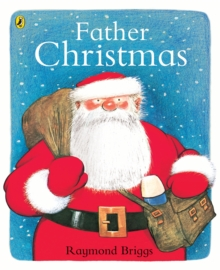 Father Christmas, Paperback Book