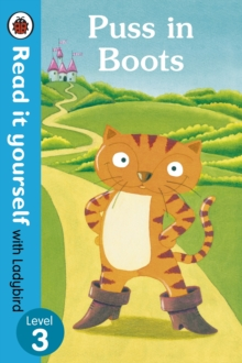 Puss in Boots - Read it yourself with Ladybird: Level 3, Paperback Book