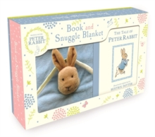 Peter Rabbit Book and Snuggle Blanket, Mixed media product Book