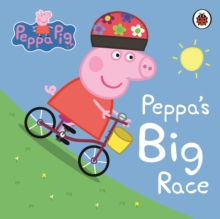 Peppa Pig: Peppa's Big Race, Board book Book