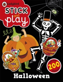 Halloween: a Ladybird Stick and Play Sticker Book, Paperback Book