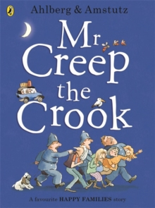 Mr Creep the Crook, Paperback Book