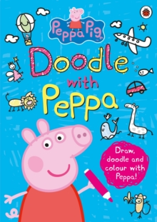 Peppa Pig: Doodle with Peppa, Paperback Book