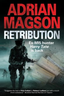 Retribution, Hardback Book