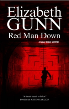 Red Man Down, Hardback Book
