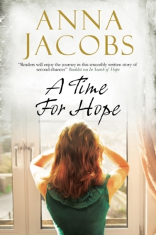 A Time for Hope: A Contemporary Romantic Suspense, Hardback Book