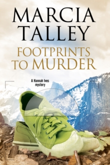 Footprints to Murder, Hardback Book