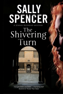 The Shivering Turn : A PI Series Set in Oxford