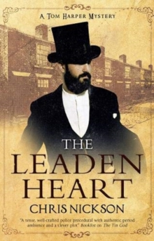 The Leaden Heart, Hardback Book