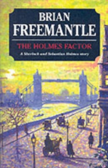 The Holmes Factor, Paperback Book