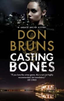 Casting Bones : A New Voodoo Mystery Series Set in New Orleans, Hardback Book