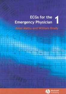 Ecgs for the Emergency Physician 1, Paperback Book