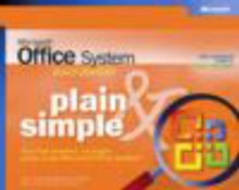 Microsoft Office System Plain & Simple -- 2003 Edition, Paperback Book