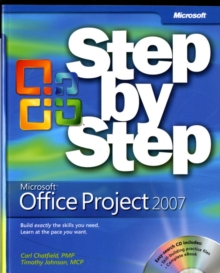 Microsoft Office Project 2007 Step by Step, Mixed media product Book