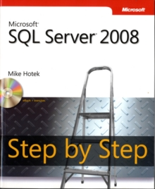 Microsoft SQL Server 2008 Step by Step, Mixed media product Book