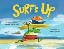 Surf's Up, Board book Book