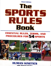 The Sports Rules Book - 3rd Edition, Paperback Book