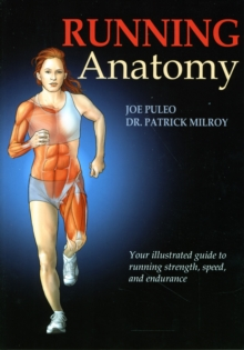 Running Anatomy, Paperback Book