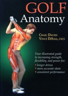 Golf Anatomy, Paperback Book