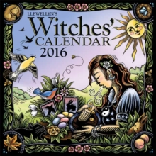 Llewellyn's 2016 Witches' Calendar, Calendar Book