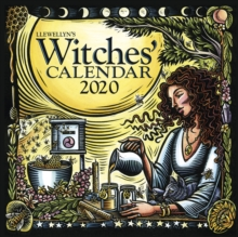 Llewellyn's 2020 Witches Calendar, Calendar Book
