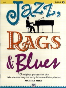 JAZZ, RAGS & BLUES, Paperback Book
