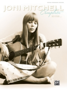 JONI MITCHELL COMPLETE SO FAR, Hardback Book