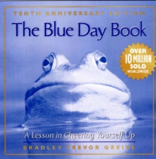 The Blue Day Book 10th Anniversary Edition, Hardback Book